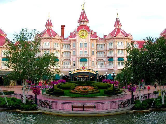 Camere Disneyland Hotel : Disneyland hotel