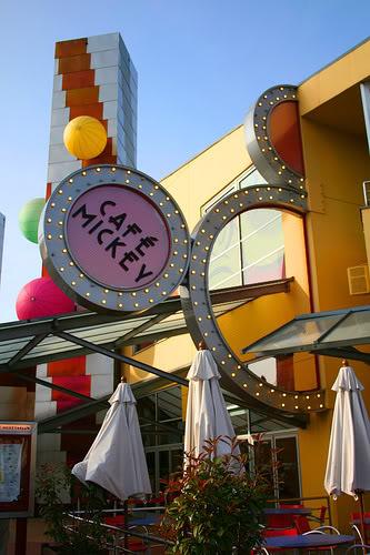 Disney Village :: Café Mickey Hh