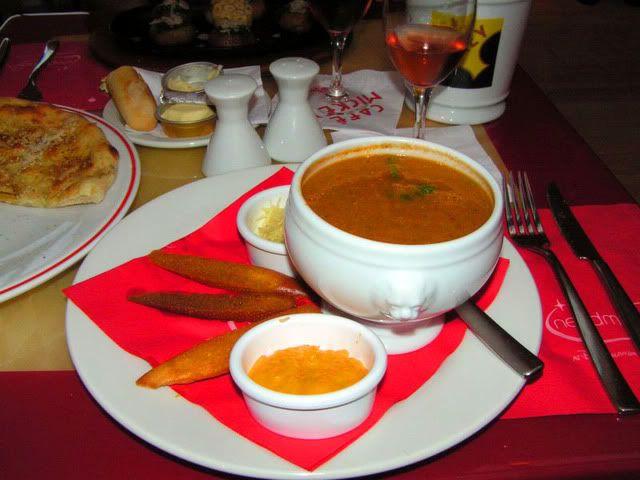 Disney Village :: Café Mickey - Pagina 4 Seafoodsoap