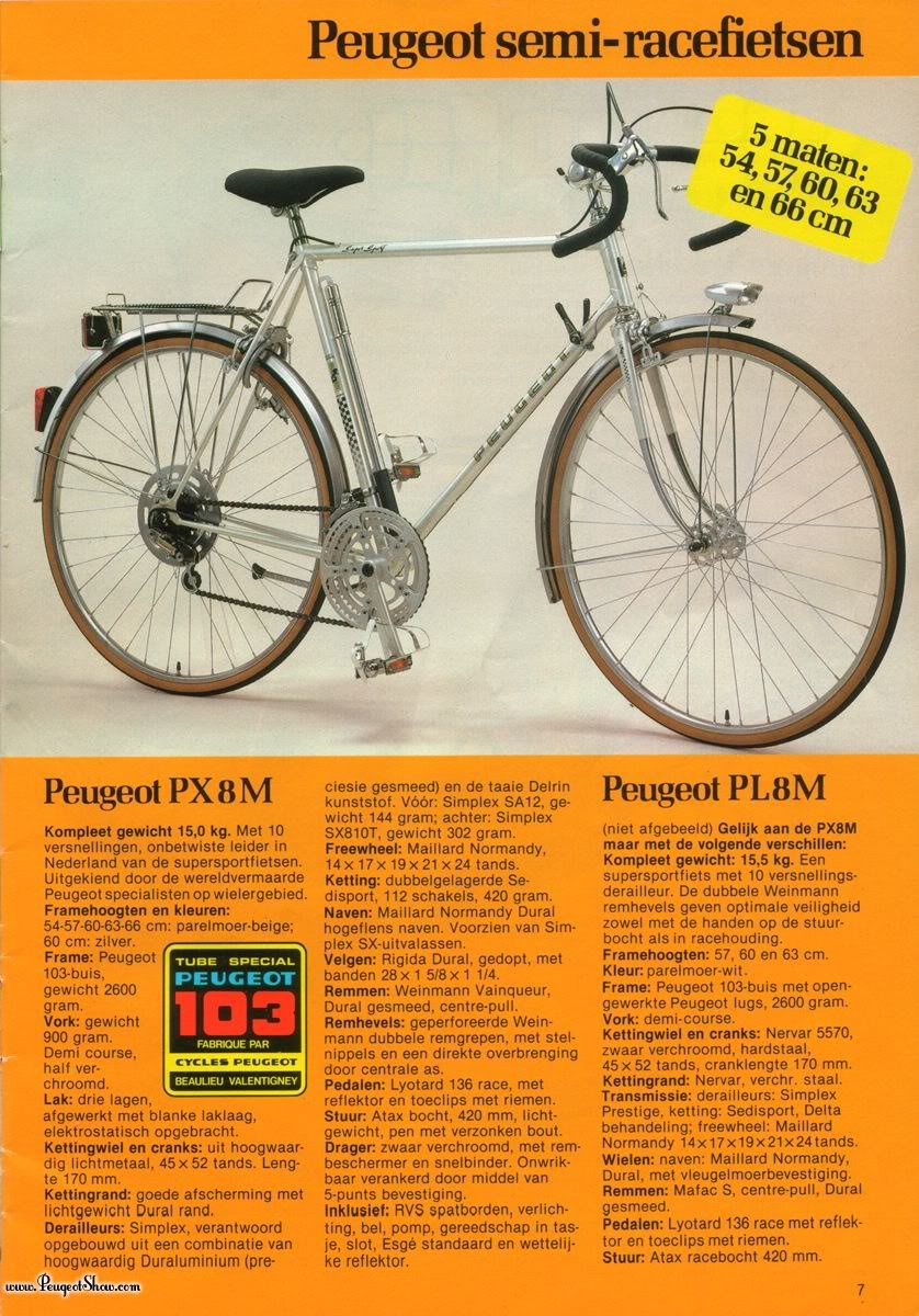 Super Randonneur Peugeot 1982nl_07