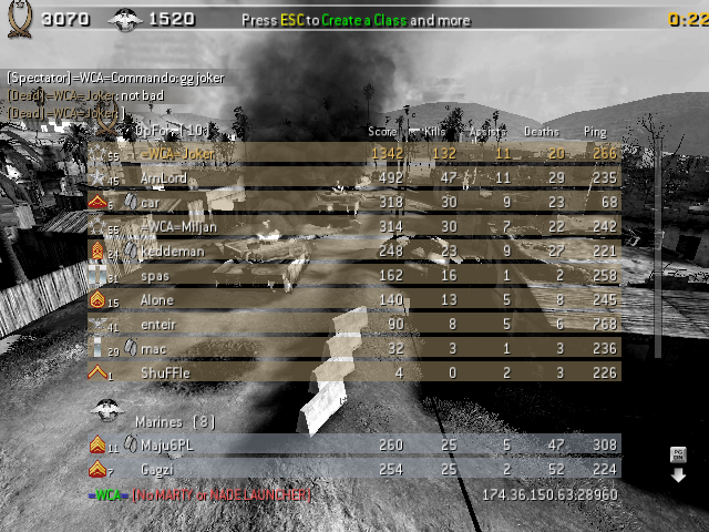 OK every1 post pics of their best scores !!!! Cod4mp-20081221-115800