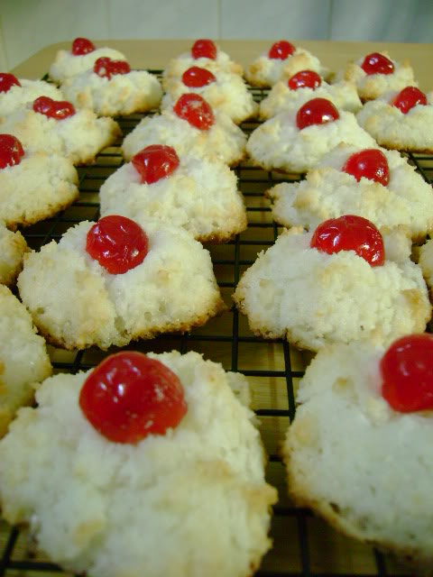 Coconut Macaroons Picture019