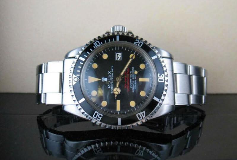 Y SI UN DÍA NOS TOCA LA PRIMITIVA.... Rolex-sea-dweller-1665-mk1