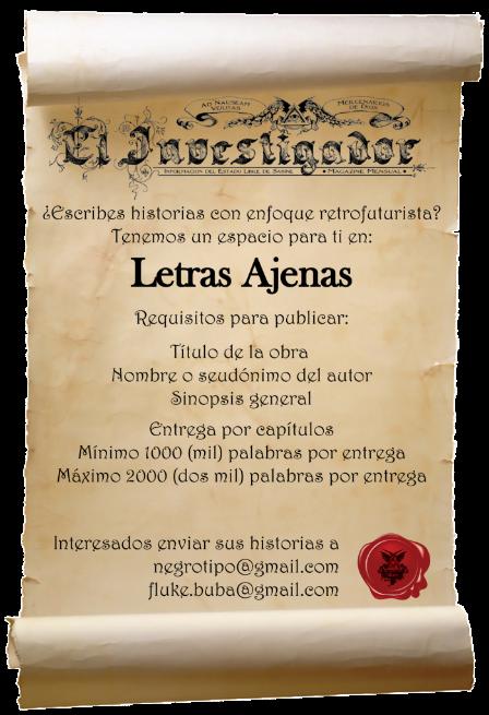 """""""Letras Ajenas"""" Letrasajenas-1-1"""