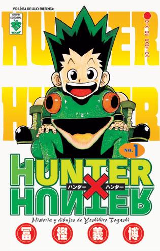Hunter x Hunter Hunter-X-Hunter-1g