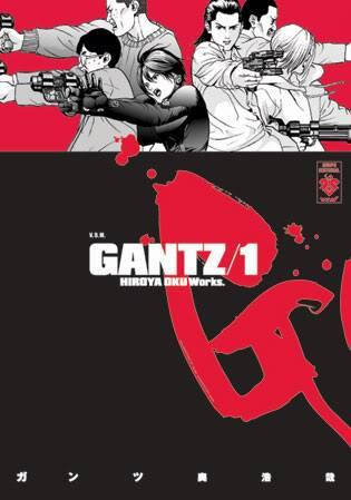 Gantz Gantz1g
