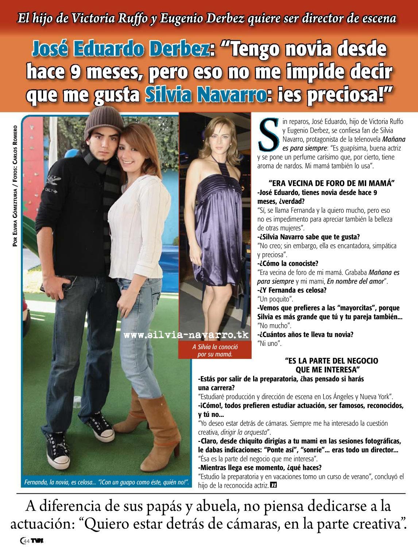 Silvia Navarro // სილვია ნავარო #3 - Page 19 8bf10f7c192f5586d587d2c725c90f8e