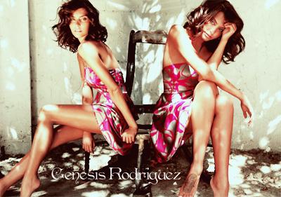 Genesis Rodriguez // ხენესის როდრიგესი #2 Cf2624eb4ca9092cbbc7e32ea13f7414
