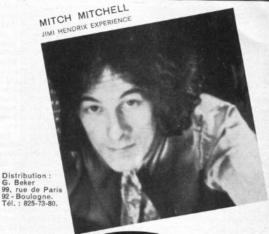 Mitch Mitchell  - Page 2 2f0e476bf98c5a3118a1aac00665718e