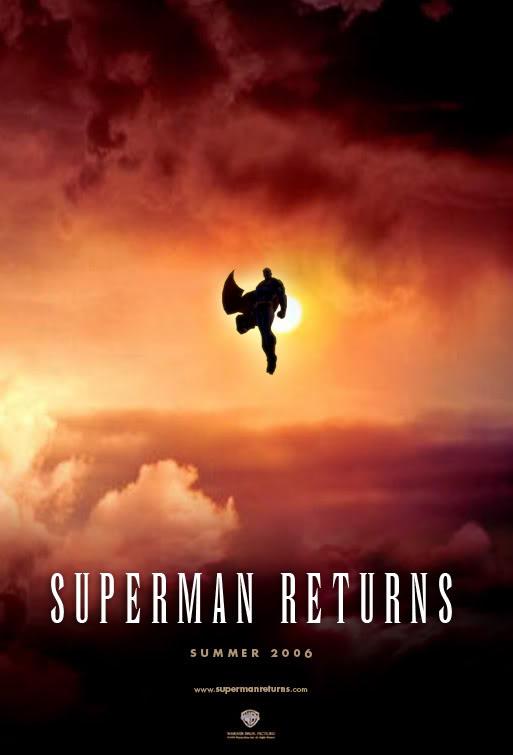 Superman returns Superman-concept