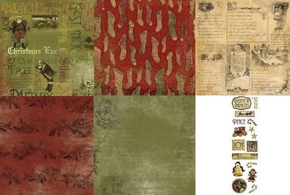 Nouveautés septembre 2011 - premiers art KFvintagekit