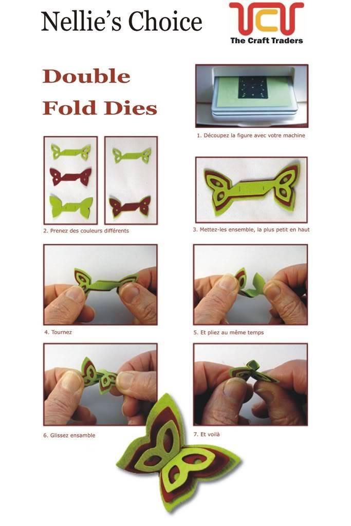Nouveautés fevrier 2012 et offre St. Val Demo-NelliesChoice-DoubleFoldDies