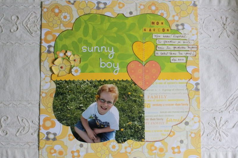 7 juin ''Sunny boy'' Photodrose038