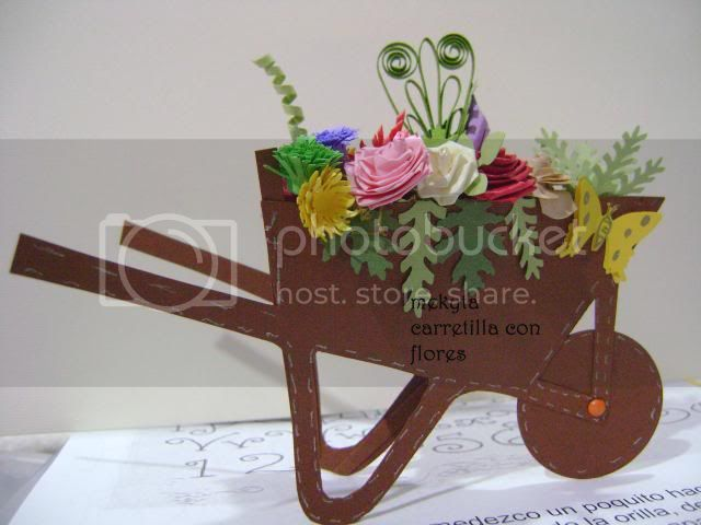 mi resultado del proyecto de carretilla con flores  CARRETILLACONFLORES2