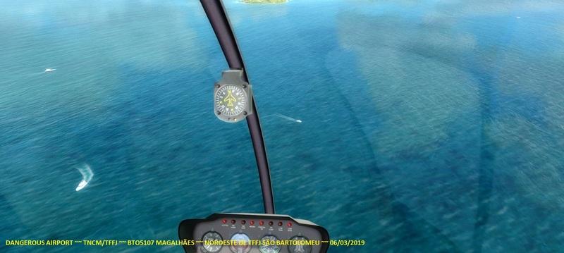 Voo do Tour Dangerous Airports  TNCM3_zpsbkkkg7lm