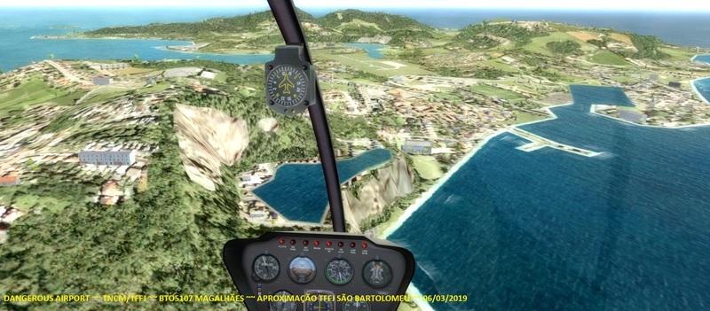 Voo do Tour Dangerous Airports  TNCM4_zps2tiqwzqm