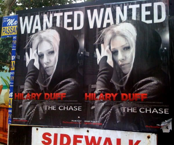 Spotted: Hilary Duff The Chase In NYC's Greenwich Village... 20sbqdf