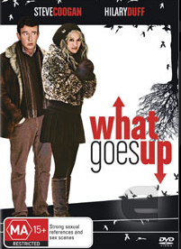 'What Goes Up' Aussie DVD cover WGUcover