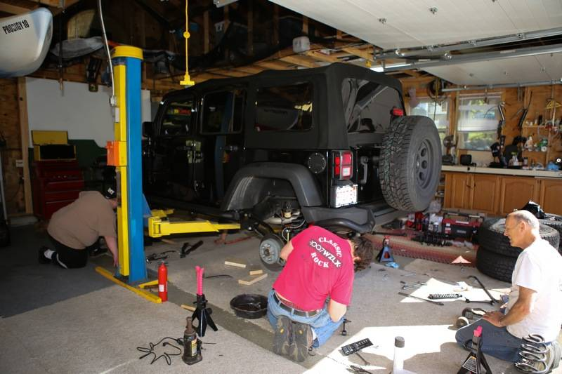 Bills MOAB Edition Jeep build File-131