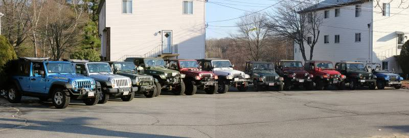 03/2012 1st Annual Spring BBQ JeepGroup