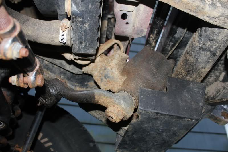 PSC Steering Box Installation File-1216
