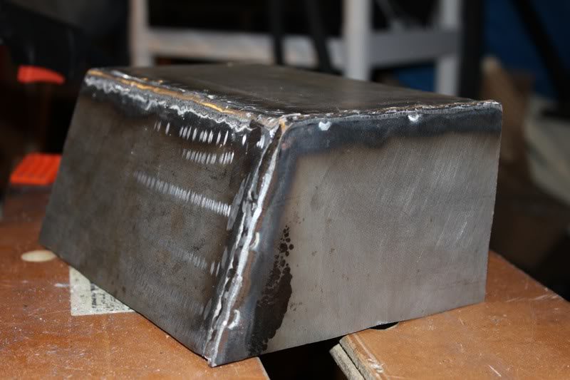 Steering Box Skid Build File-14