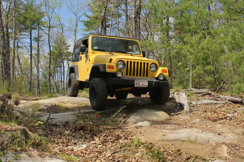Andrew's Yellow Jeep Build. File-1509