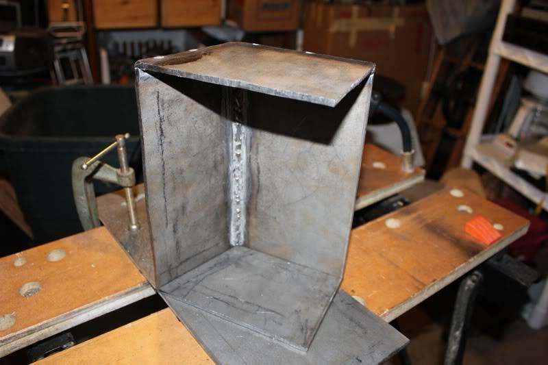 Steering Box Skid Build File-17