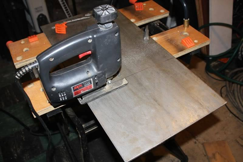 Steering Box Skid Build File-2