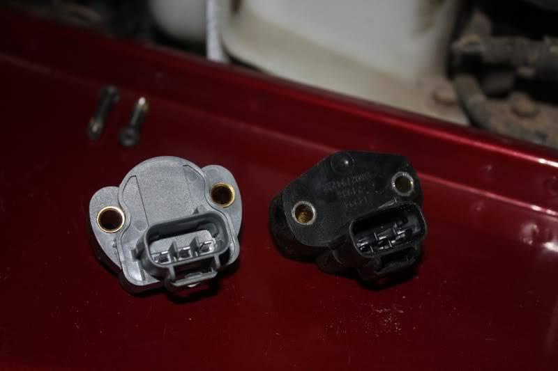 Throttle Position Sensor File-415
