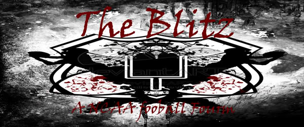 The Blitz: A College Football Fan Forum