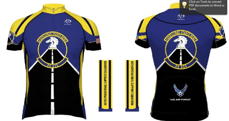 Squadron Jersey Jersey