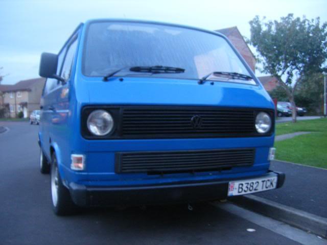 Blue the bus DSCF0291