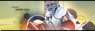 New York Islanders . Dipietro2