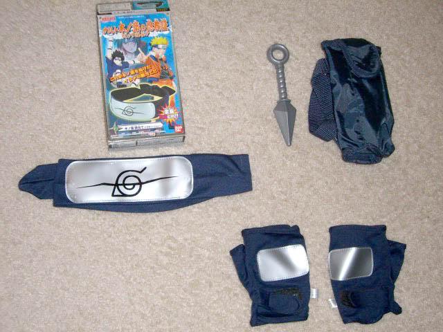 ملابس اكسسوارات شخصيات ناروتو Naruto05