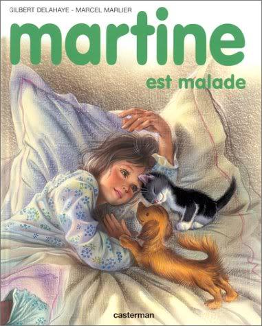 Le monde merveilleux des illustrateurs - Page 4 Martinesetmalade