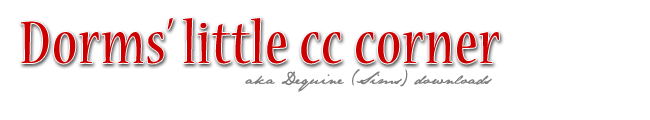 Dorms' little cc corner -- Leg wraps  (3/8, posted 3/14) Ccthreadtitle1
