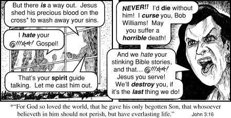 Christian Propagander... funny stuff! 16