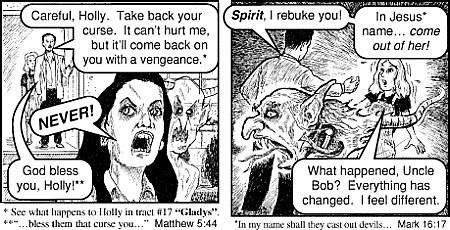 Christian Propagander... funny stuff! 17