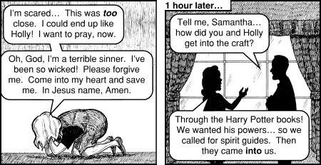 Christian Propagander... funny stuff! 18