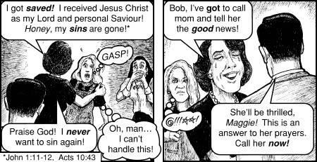 Christian Propagander... funny stuff! 7