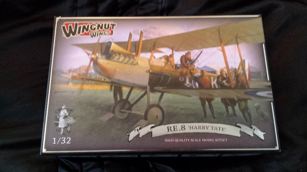 Wingnut Wings WWI Models HarryTate_zps2dcd2990