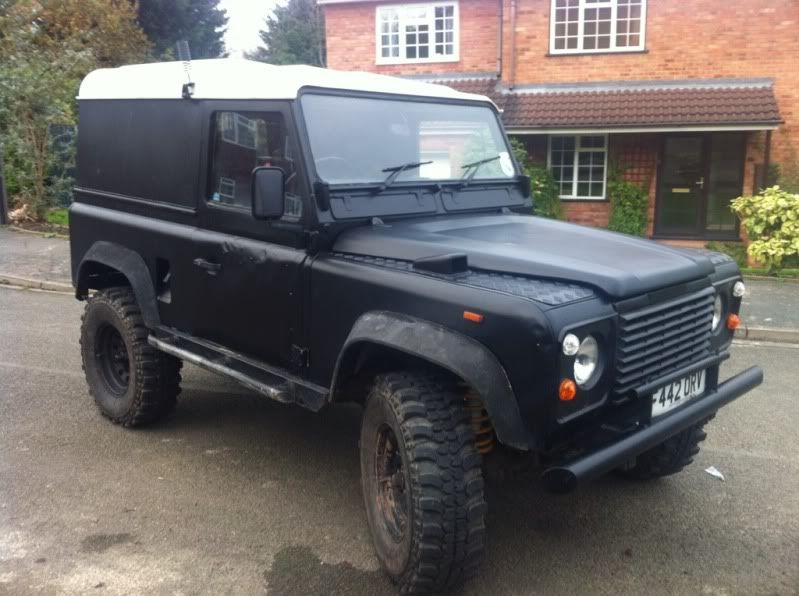 Defender 90 with Defender 200tdi 12 Months MOT/INSAS/LIFT 952b4ab0
