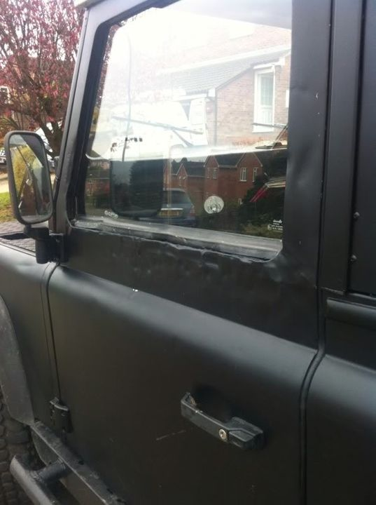 Defender 90 with Defender 200tdi 12 Months MOT/INSAS/LIFT B8e5bd3d