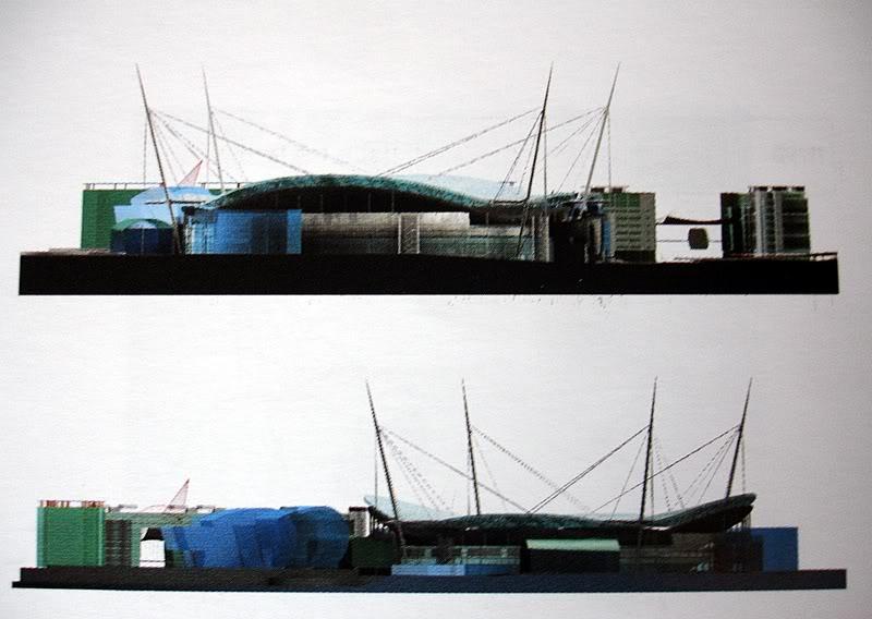 Estadio Jose Alvalade Siglo XXI - Lisboa, Portugal DSC07554