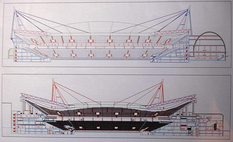 Estadio Jose Alvalade Siglo XXI - Lisboa, Portugal DSC07556
