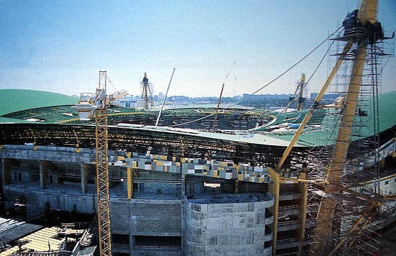 Estadio Jose Alvalade Siglo XXI - Lisboa, Portugal DSC07557