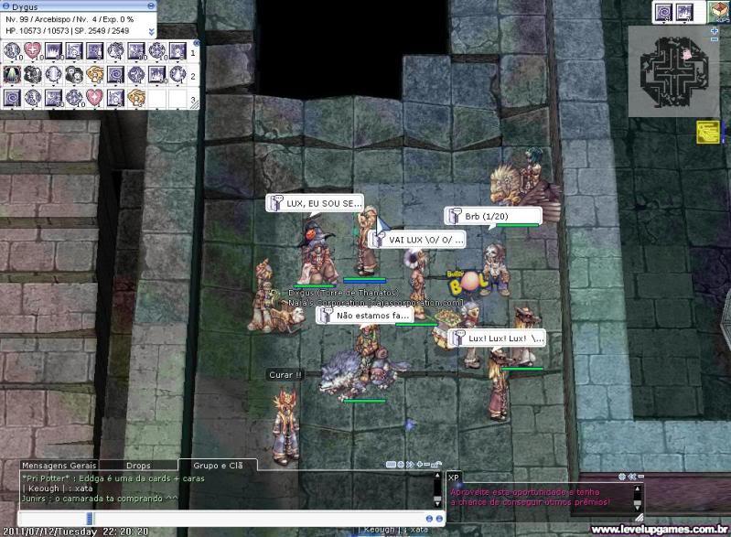 [COMPUTADO][REALIZADO][EVENTO] A Torre! - Página 2 ScreenOdin411-1