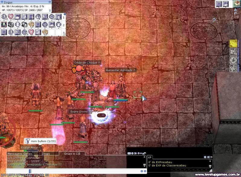 [COMPUTADO][REALIZADO][EVENTO] A Torre! - Página 2 ScreenOdin413