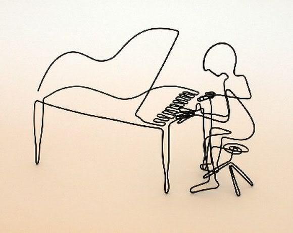 El Hombre del Piano (Piano man) Pianoman